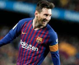Gundongan deixou vários elogios a Messi e espera um confronto entre ambos. Goal