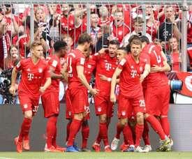 Une fin de championnat féérique pour le Bayern. Goal