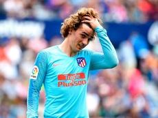 Barcelone - Griezmann, Xavi prend position. AFP