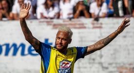Neymar falou da conquista da Copa América pelo Brasil. Goal