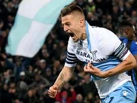 Milinkovic-Savic. Goal