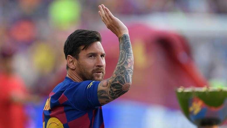 Messi pode sair do Barça ao fim de cada temporada. Goal