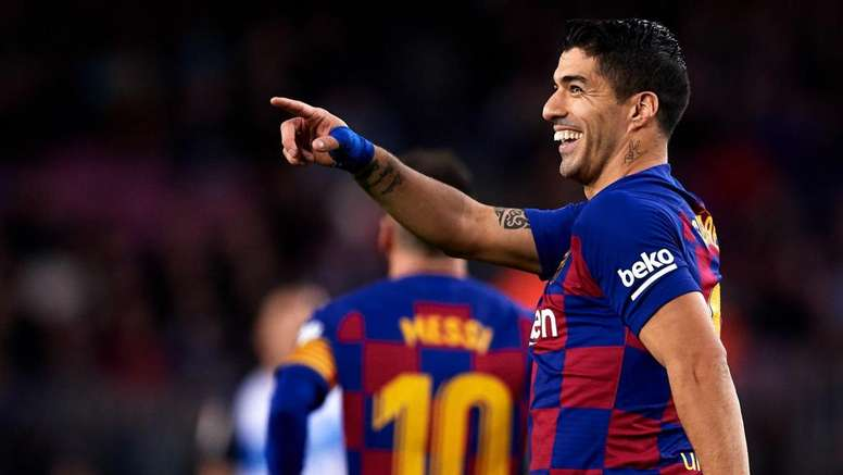 Une option interne au Barça pour remplacer Suarez ? Goal