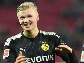 Il tecnico del Gladbach commenta il trasferimento di Haaland. Goal