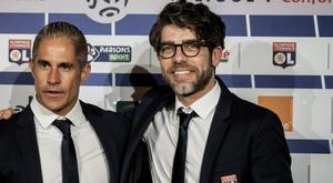 Juninho n'a pas d'offres pour Depay et Aouar. goal
