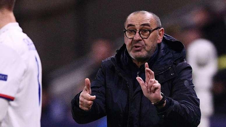 L'ex presidente dell'Arezzo ricorda Sarri: 'Mai visto uno più superstizioso di lui'. Goal