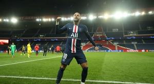 Communiqué de Neymar Jr. Goal