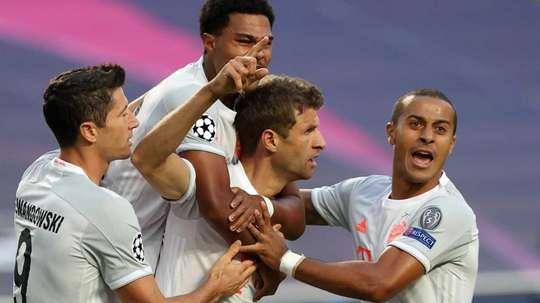 Müller, craque invisível do Bayern e anti-Messi