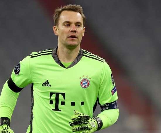 Pour Hansi Flick, Manuel Neuer est dans la forme de sa vie. Goal