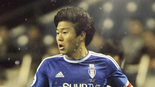 Le milieu de terrain Kwon Chang-Hoon s'est engagé avec Dijon. Goal