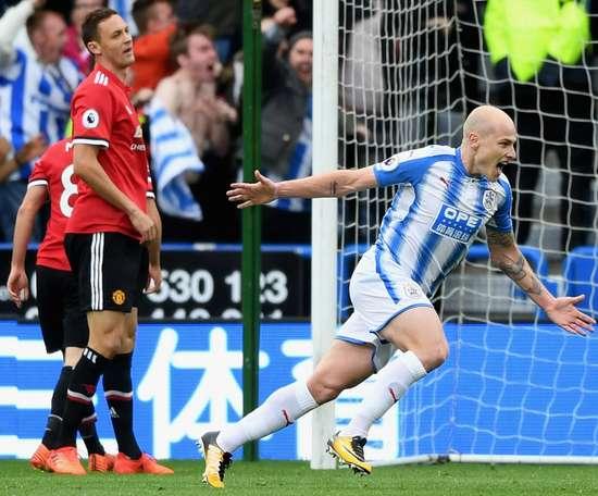 Huddersfield a vaincu Manchester United pour la première fois en 65 ans. Goal