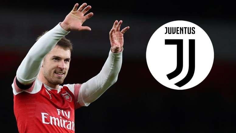 Ramsey não pode repetir erro de Bale em possível parceria com Cristiano Ronaldo.