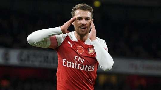Ramsey is leaving Arsenal. GOAL