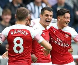 Victoire pour Arsenal. Goal