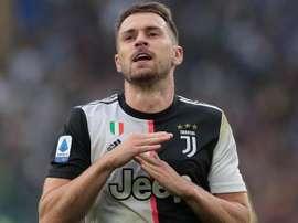 Prima stagione in Italia per il gallese Ramsey. Goal
