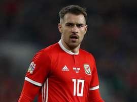 Ramsey corteggiato anche dall'Inter. Goal