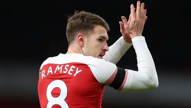 Ramsey has many options to chose from should he leave Arsenal. GOAL