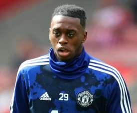 Wan-Bissaka: No Man Utd player gets past me in training. AFP