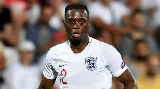 Aaron Wan-Bissaka is under pressure before his United move. GOAL