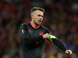 Wilshere urged Arsenal to keep hold of Ramsey. AFP