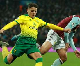 Norwich manager says Max Aarons is not leaving the club. GOAL