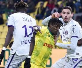 Nantes repart de l'avant. Goal