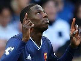 Abdoulaye Doucouré rêve encore de l'Equipe de France. Goal