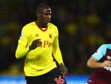 Abdoulaye Doucouré s'est exprimé sur l'intérêt du club de la capitale. Goal