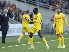 Touré évoque son nouveau coach. Goal