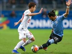 Barcelona have signed Japanese youth talent Hiroki Abe. GOAL