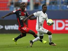 Ablie Jallow prêté à l'AC Ajaccio. Goal