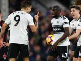 Lite nel Fulham. Goal