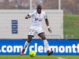 Aboubakar Kamara, auteur de 9 buts avec Amiens cette saison. Goal