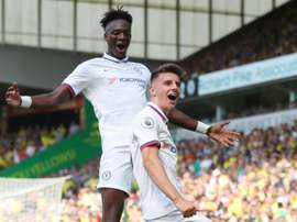 Chelsea rely on youth while City's experience shines - the Premier League Data Diary. goal