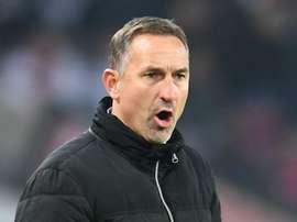Struggling Cologne sack Beierlorzer. GOAL
