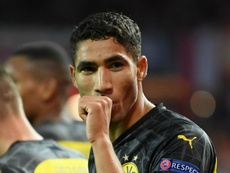 Achraf wants to be Madrid success