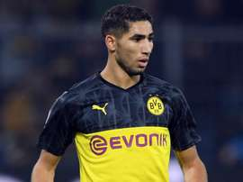 Dortmund loanee Achraf: Real Madrid return? I want to play