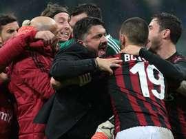 Conti: Milan much better thanks to Gattuso