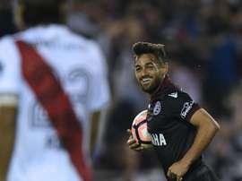 Acosta tem sido associado ao Cruzeiro. Goal