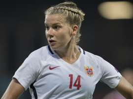 Ada Hederberg won the Balon D'Or. GOAL