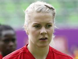 Ada Hegerberg won the women's balon d'or. GOAL