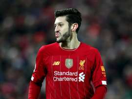 Liverpool cannot take foot off the gas, says Lallana. Goal