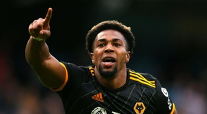 Two-goal Traore played to the limit for Wolves - Nuno. GOAL