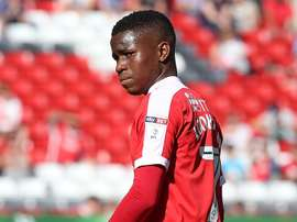 Ademola Lookman of Charlton Athletic