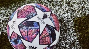Bola da final da Liga dos Campeões revelada. GOAL