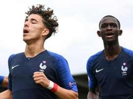 PSG - Aouchiche, Kouassi... les Mondialistes au repos après Madrid. AFP