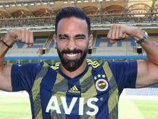 Adil Rami dévoile son ambition. AFP