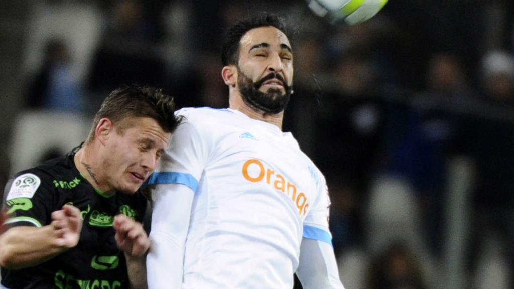 Rami défend Mitroglou et c'est musclé — OM