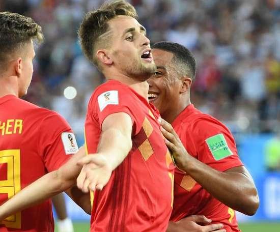 Ele escolheu a Bélgica. Hoje, brilha na equipe.Goal