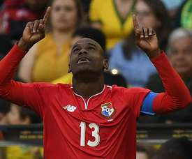 O autor do golo ao Brasil garante que o futebol no Panamá está a crescer. Goal